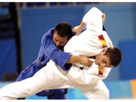 Combat David-Garcia contra japonès Fujimoto Satoshi